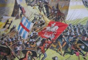 Spectacle Bataille de Morat