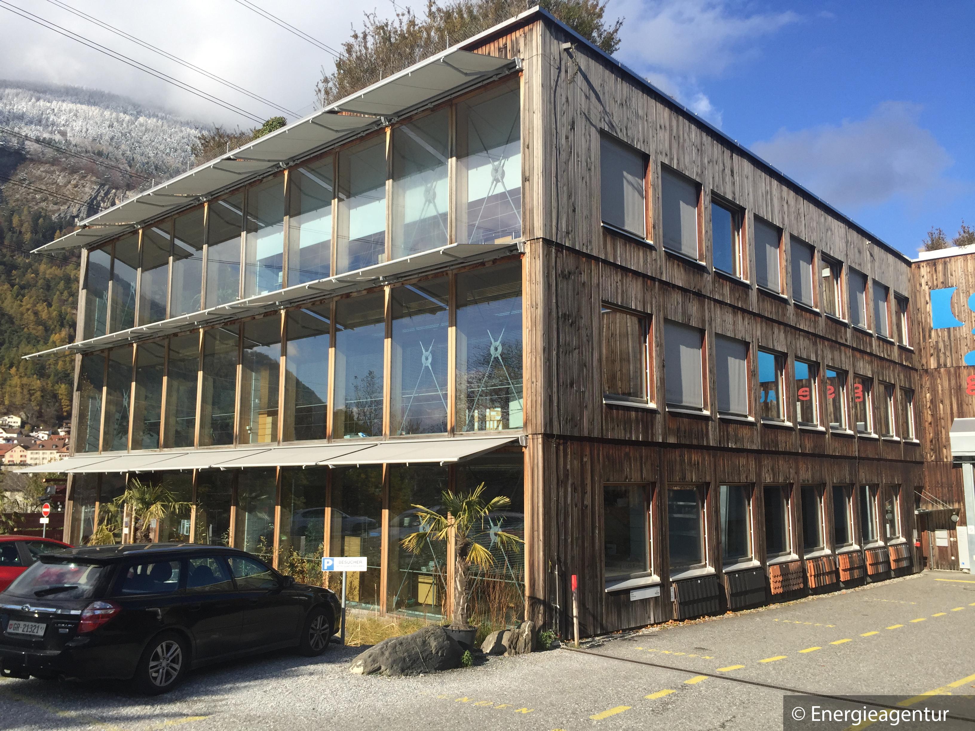 Konzepte für energieeffiziente, klimaverträgliche «LOW TECH»-Gebäude