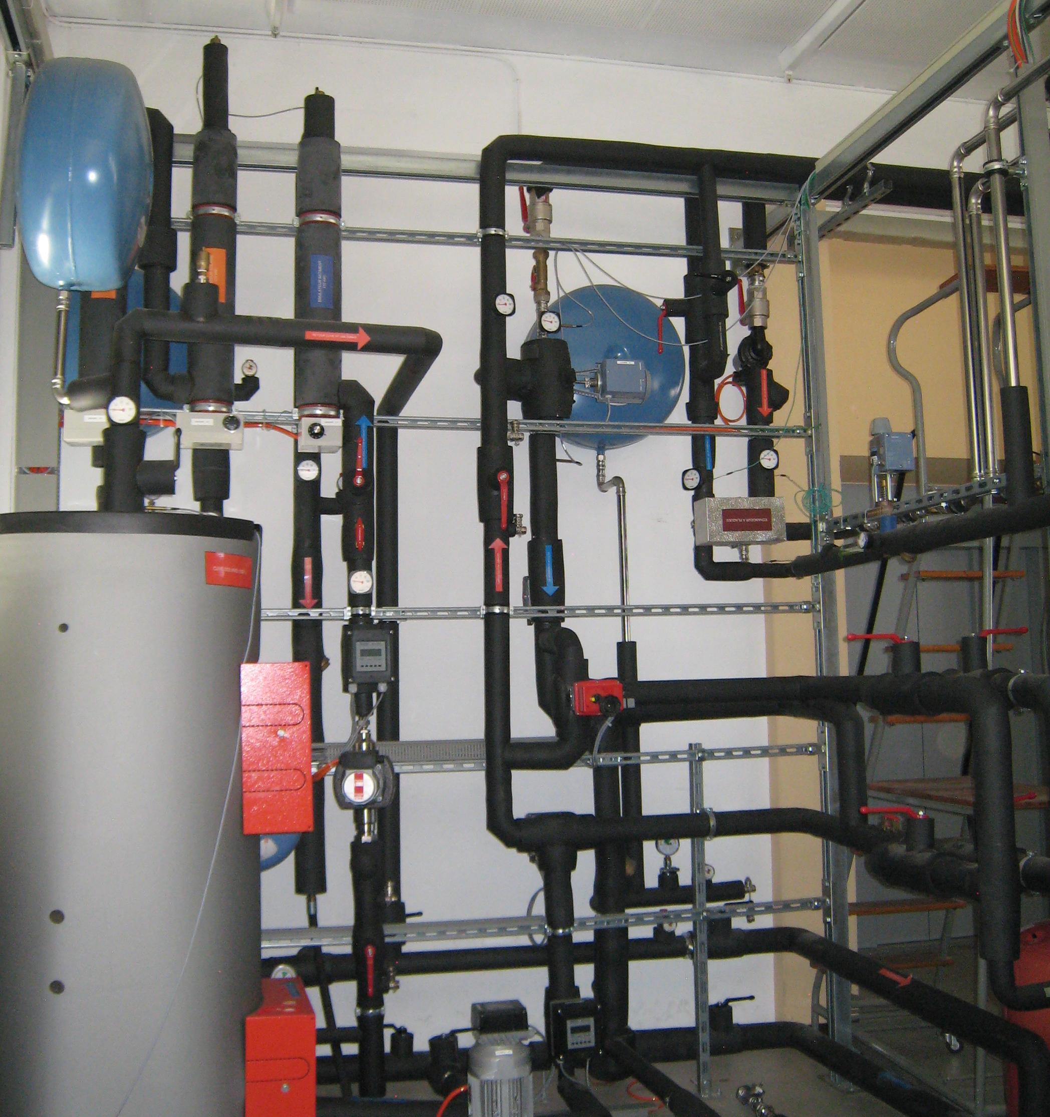 PACS-CAD: Améliorer l'efficacité énergétique et la rentabilité des circuits de chauffage