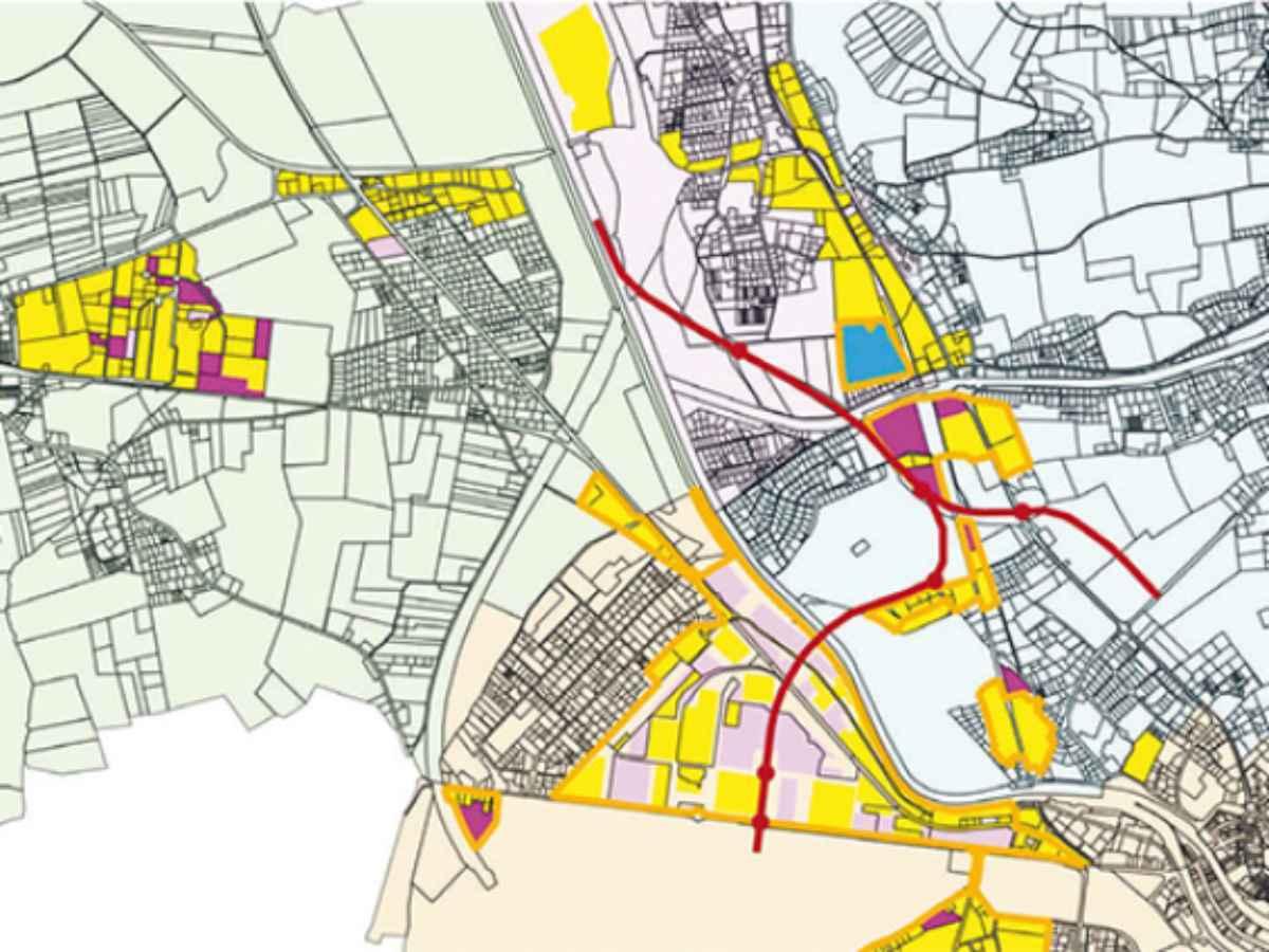 Überkommunale Nutzungsplanung Region Thun-Innertport