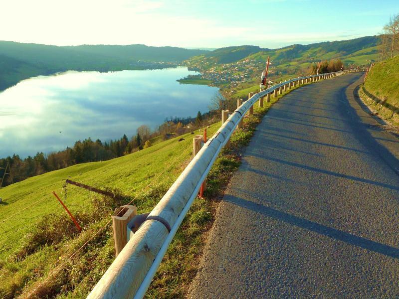 Extension du parcours à vélo no 99 « route du coeur » Suisse centrale/Suisse orientale (Projet NPR de 2013 à 2015)