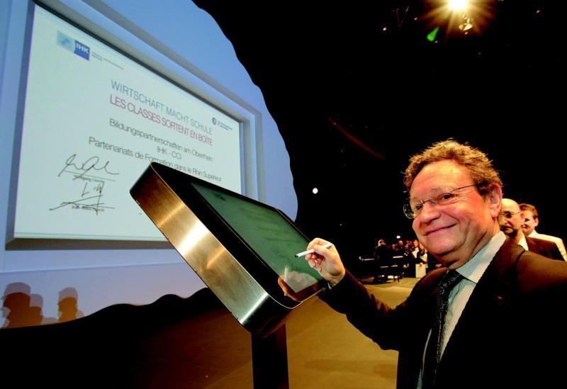 Auf dem Weg zur Governance der Säule Wirtschaft der Trinationalen Metropolregion Oberrhein