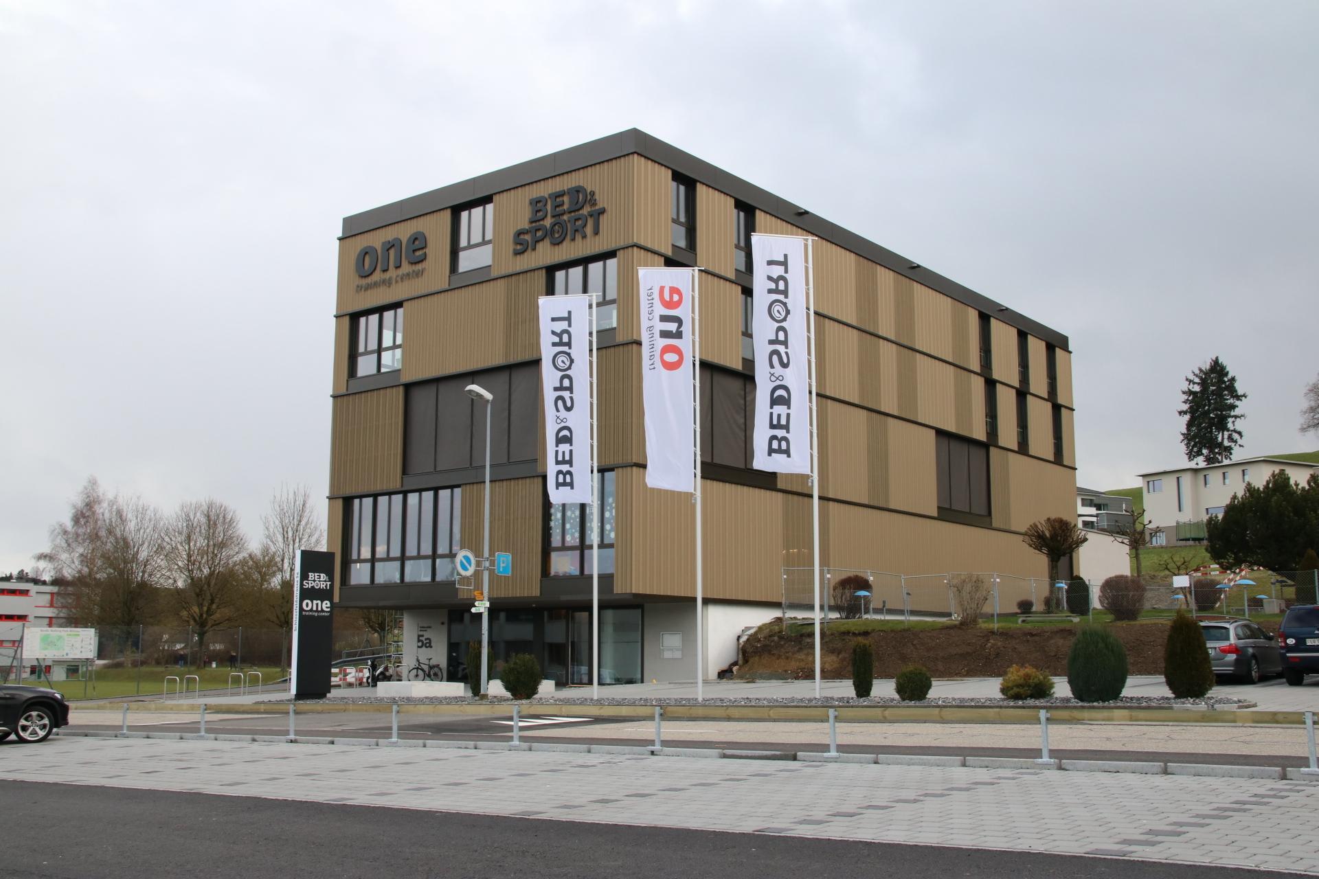 Bed&Sport Willisau – Sportlerunterkunft Schlossfeld Willisau