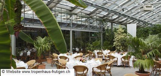 Tropenhaus Frutigen (2008 bis 2012)