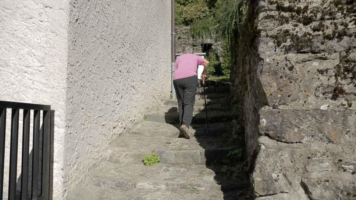 Valli di montagna ticinesi (TI): ripensare un territorio per l'anzianità