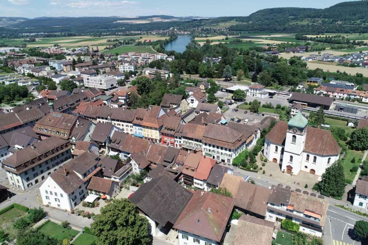 Zurzibiet (AG), province progressive: valoriser la région grâce au numérique