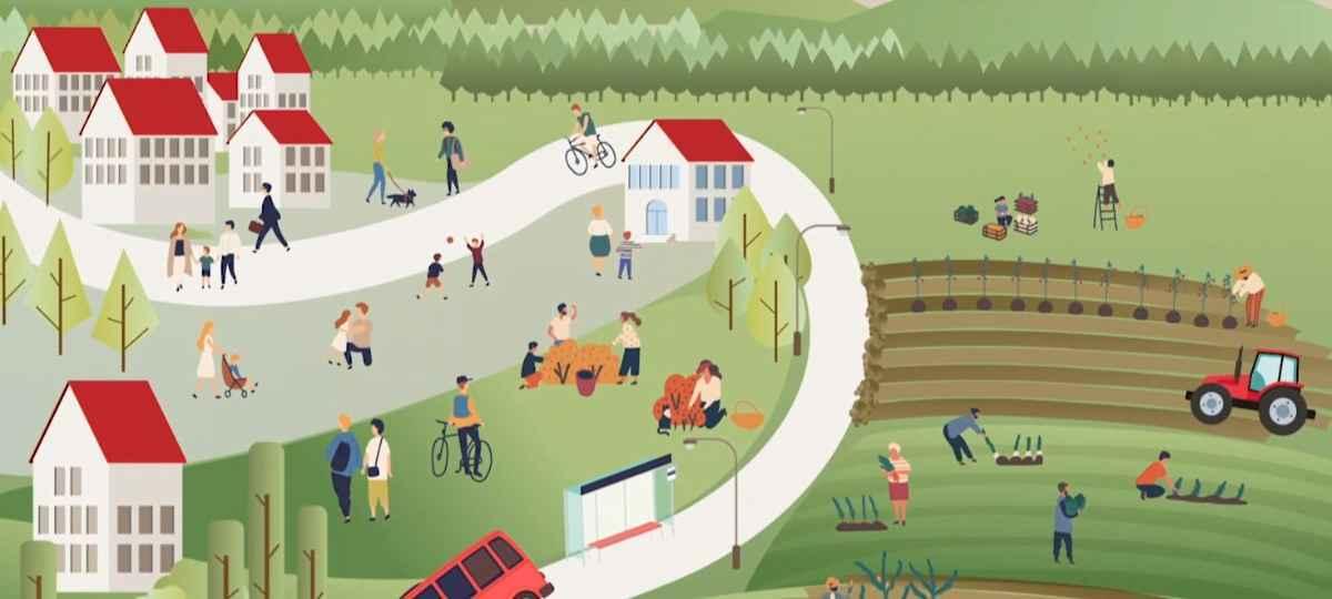 SmartVillages – Smart digital transformation of villages in the Alpine Space